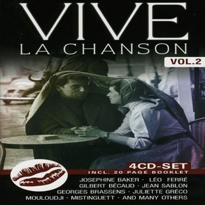 Vive La Chanson, Vol. 2