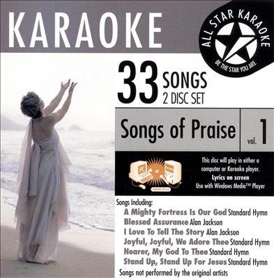 Karaoke: Songs of Worship, Vol. 1