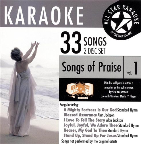 Karaoke: Songs of Worship, Vol. 1