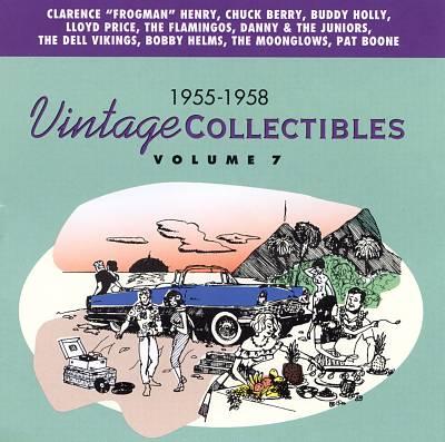 Vintage Collectibles, Vol.  7: 1955-1958