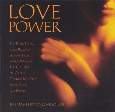 Love Power: 20 Smash Hits Songs of 70's