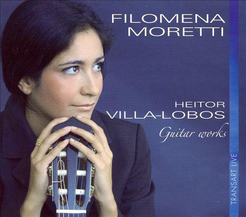 Heitor Villa-Lobos: Guitar Works