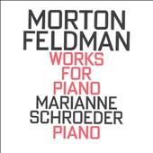 Morton Feldman: Works for Piano