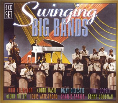 Swinging Big Bands Box