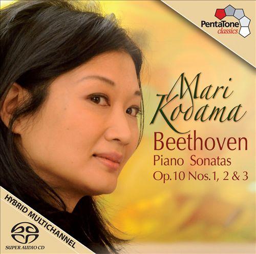 Beethoven: Piano Sonatas Op. 10, Nos. 1-3