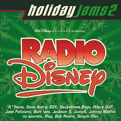Radio Disney: Holiday Jams, Vol. 2