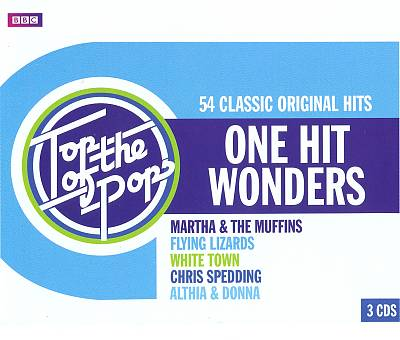 Top of the Pops: One Hit Wonders
