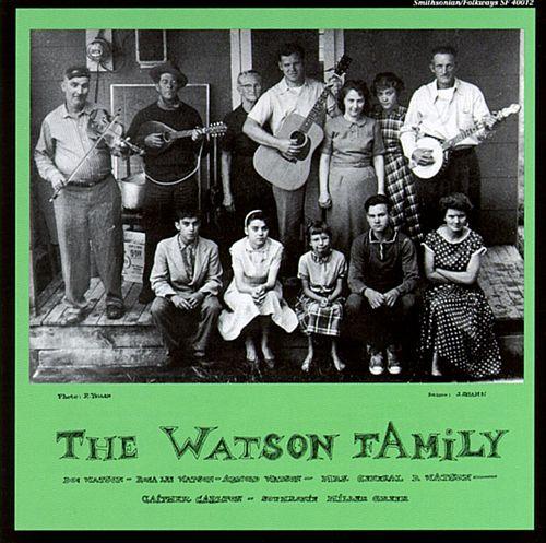 The Doc Watson Family