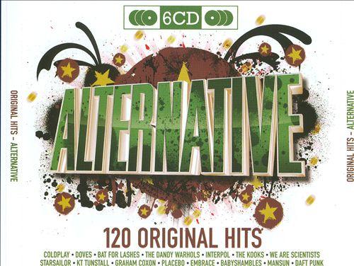Alternative: 120 Original Hits