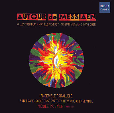 Autour de Messiaen