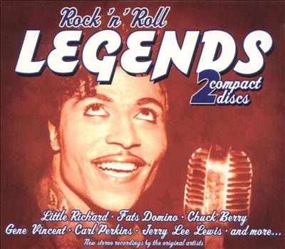 Rock 'N' Roll Legends [Direct Source]