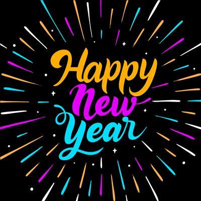 Happy New Year! [Rhino UK]