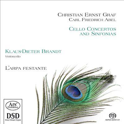 Graf, Abel: Cello Concertos & Sinfonias