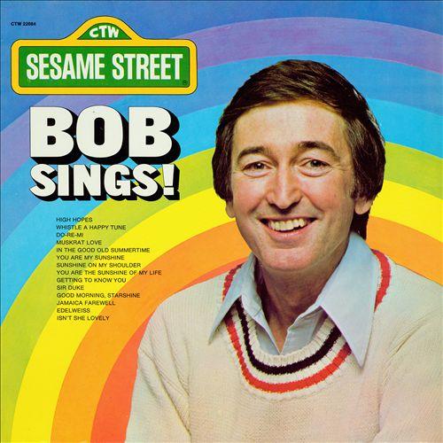 Sesame Street: Bob Sings!