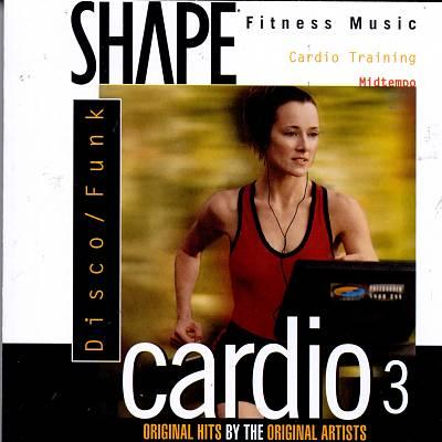 Shape Fitness Music: Cardio, Vol.3