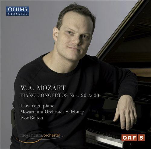 W.A. Mozart: Piano Concertos Nos. 20 & 23