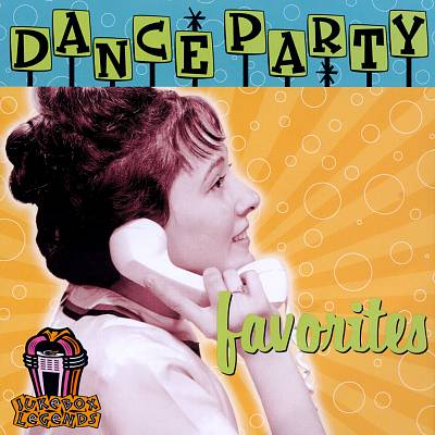 Rock N Roll Party Favorites