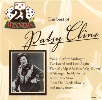 Best of Patsy Cline [Madacy]