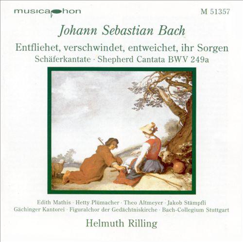 Bach: Entfliehet, verschwindet, entweichet, ihr Sorgen - Schäferkantate, BWV 249a