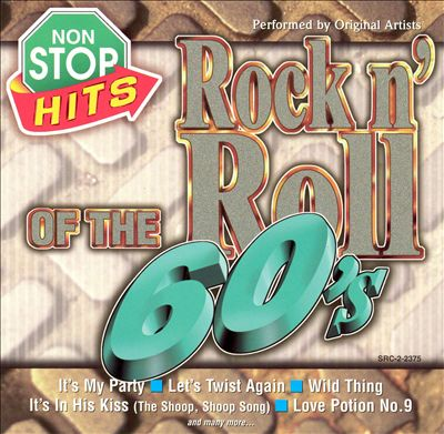 Non Stop Hits: Rock N' Roll of the 60's