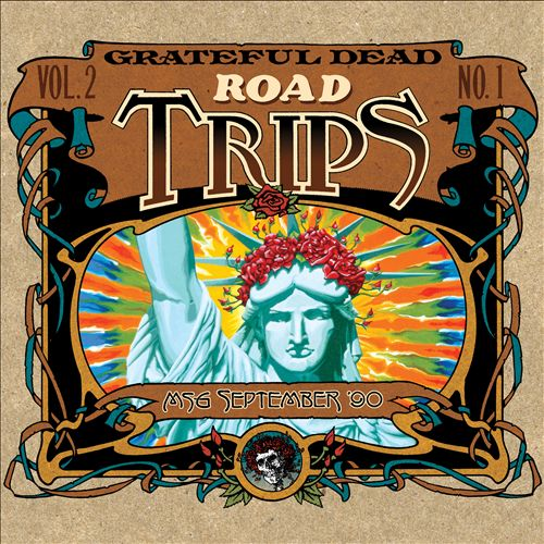 Road Trips, Vol. 2, No. 1: MSG September '90: The Grateful Dead