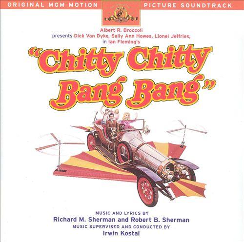 Chitty Chitty Bang Bang [Original Soundtrack] [Bonus Tracks]