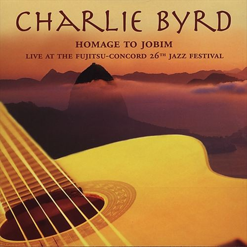 Homage to Jobim: Live at the Fujitsu-Concord 26th Jazz Festival