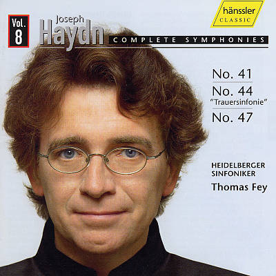 Haydn: Complete Symphonies: No. 41, 44 & 47