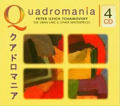 Tchaikovsky: 'Swan Lake' Ballet Suite; 'Sleeping Beauty' Ballet Suite; Violin Concerto [Germany]
