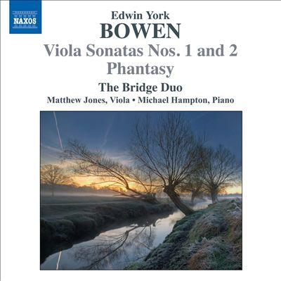 York Bowen: Viola Sonatas Nos. 1 & 2