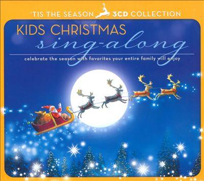 Kids Christmas Sing-Along [3CD]