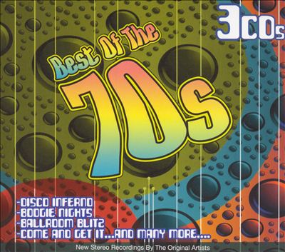 Best of the 70's [Direct Source 3 CD]