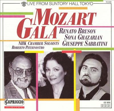 Mozart Gala