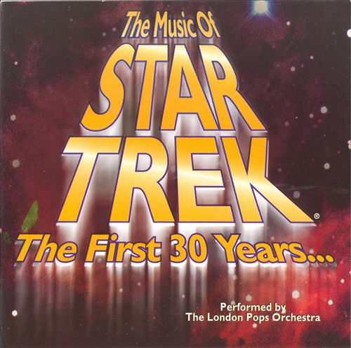 Star Trek/The Music Of