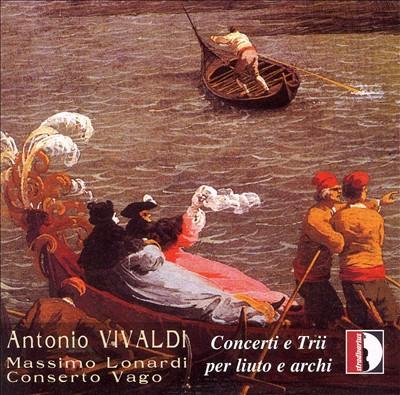Vivaldi: Concerti e Trii per liuto e archi