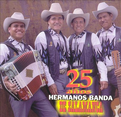 25 Anos Hermanos Banda de Salamanca