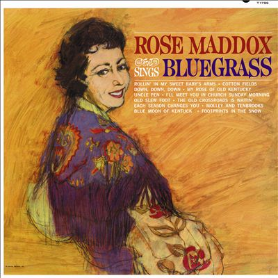 Rose Maddox Sings Bluegrass