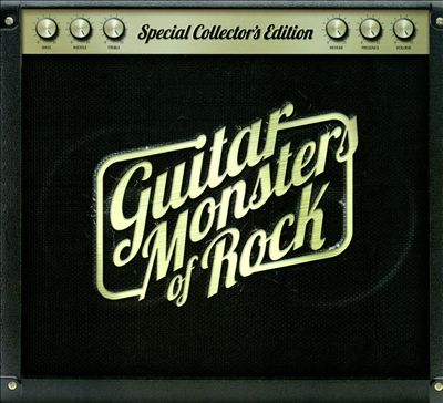 Guitar Monsters of Rock