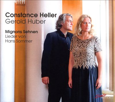 Mignons Sehnen: Lieder von Hans Sommer