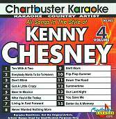 Karaoke: Kenny Chesney, Vol. 4