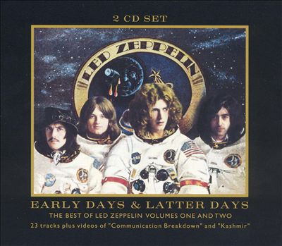 Early Days & Latter Days: Vol. 1 & 2
