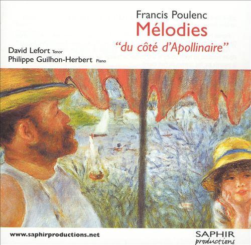Mélodies du côté d'Apollinaire