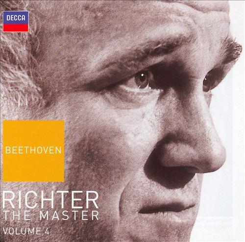Richter the Master, Vol. 4: Beethoven