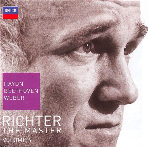 Haydn, Beethoven, Weber