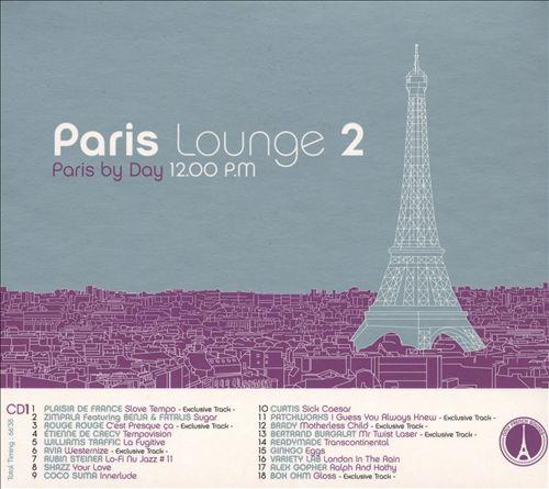 Paris Lounge, Vol. 2