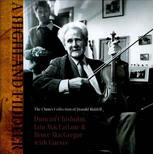 A Highland Fiddler