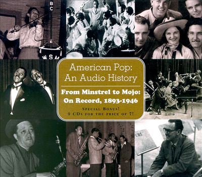 American Pop: An Audio History
