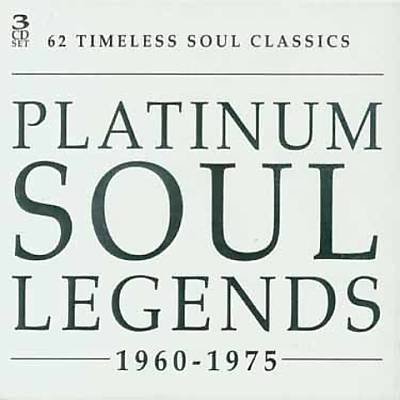 Platinum Soul Legends