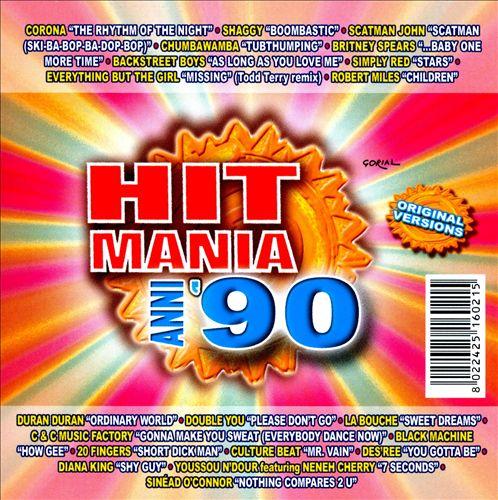 Hit Mania Anni '90