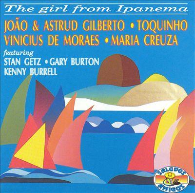 Girl from Ipanema [Saludos Amigos]